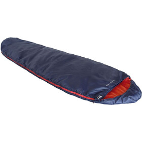High Peak Lite Pak 1200 Sleeping Bag left blue/orange